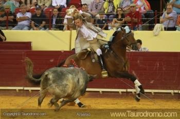 Triunfo de Rui Fernandes no Concurso de Pegas de Lisboa