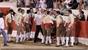 Imagens da 2ª corrida de toiros em Alcochete
