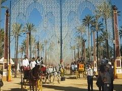 Feira do Cavalo de Jerez de la Frontera