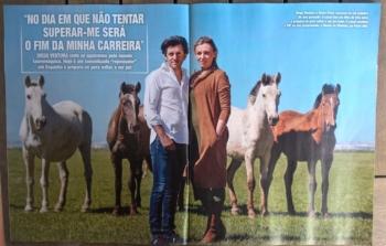 Entrevista de Diego Ventura à revista VIP