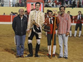 Duarte Pinto conquista Troféu Melhor Lide na Tradicional Corrida da Feira de Azambuja