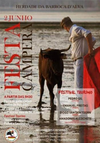 Festa Campera do G.F.A. de Alcochete - 2 de Junho de 2018