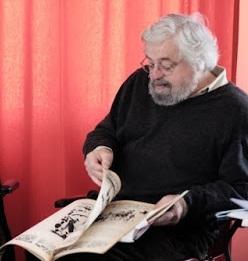 Faleceu Júlio Pomar