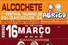Primeiro Festival Taurino de Solidariedade da Abrigo