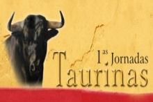 Cartaz das Primeiras Jornadas Taurinas das Caldas