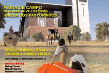 Festa Campera dia 24 Maio na Herdade de Vil Figueiras (Pancas)