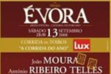 Arena D'Évora recebe a Corrida Lux