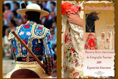 Fotografia Taurina Portuguesa presente na Feria Mundial del Toroem Sevilha