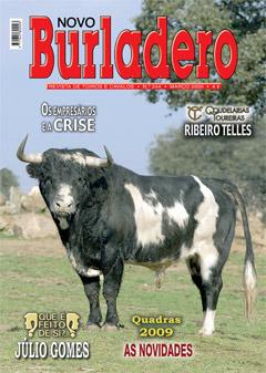 Revista Novo Burladero - N.º 244 - Março 2009