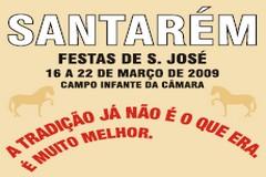 Festa de S. José em Santarém