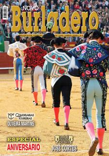 Revista Novo Burladero - N.º 245 - Abril 2009