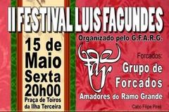 II FESTIVAL LUIS FAGUNDES - Angra do Heroísmo