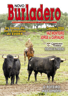 Revista Novo Burladero - N.º 246 - Maio de  2009