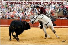 Furacão Diego Ventura em Moura dia 9 de Maio pelas 17:30