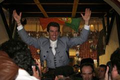 Pablo Hermoso de Mendoza repetirá a 16 de Julho no Campo Pequeno