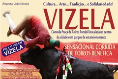 Toiros pelas 1ª vez em Vizela