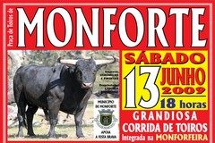 Moura Caetano vs Moura em Monforte