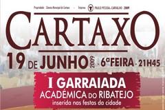 1ª Garraiada Académica do Ribatejo sexta-feira no Cartaxo