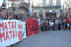 Fracasso do seminario promovido pelos anti - touradas - La Corunha