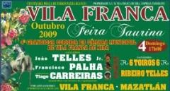 Feira Taurina de Vila Franca já foi apresentada!
