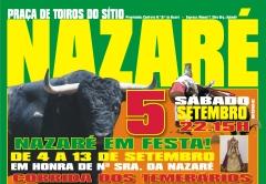 Aplaudir anuncia cartéis para Setembro no Sítio da Nazaré!