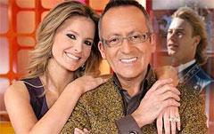 Hoje em directo na TVI: Rui Fernandes oferece casaca a Goucha