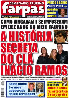 Farpas - edição 520 - 5ª feira, 7 de Janeiro 2009
