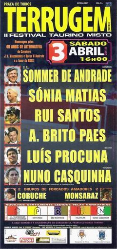 Rui Santos Inicia Temporada na Terrugem