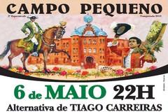 Hoje no Campo Pequeno, Alternativa de Tiago Quirino... Tiago Carreiras