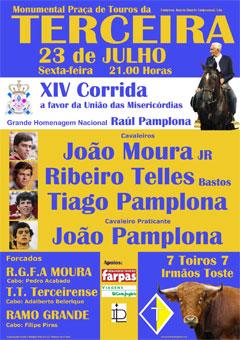 Homenagem Nacional a Raúl Pamplona na Terceira