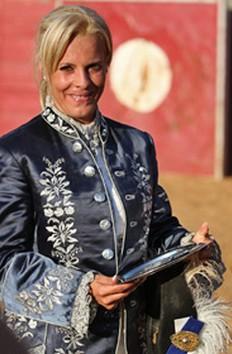 Sónia Matias homenageada em Grândola