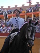 Diego Ventura, triunfa em Sevilha