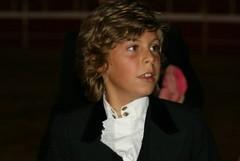 António Prates galadoardo na III Gala QB Olé