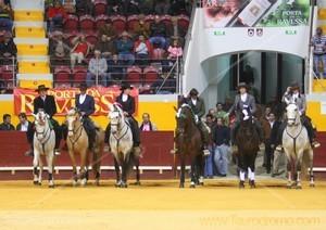 Festival agradável na abertura da temporada no Coliseu de Redondo