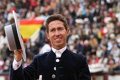 Leonardo Hernández alcança a segunda Puerta Grande