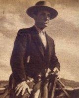 Juan Belmonte Matador de Toiros Sevilhano nasceu há 119 anos