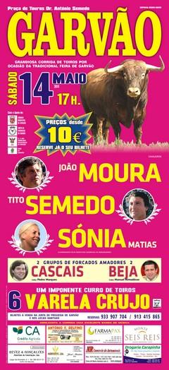 Maestro Moura estreia-se em Garvão