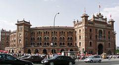 Toiros da Ganadaria José Escobar desiludem em Madrid