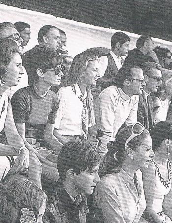 Anos 60, Dominguín no Zambujal...