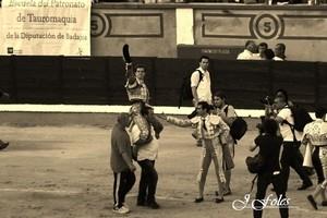 Saída a ombros para  El Juli em Badajoz