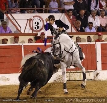 Diego Ventura não desfruta e recusa voltar a tourear em Portugal