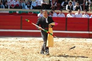 António Pedro soma quatro apoderamentos para 2012