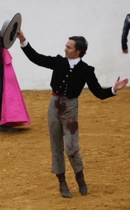 Javier Solis foi o grande triunfador em Mourão
