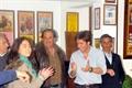 Imagens do aniversário de Luís Cochicho