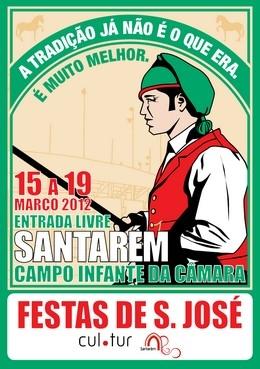 Festas de São José em Santarém