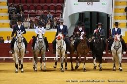 David Gomes e Rouxinol Jr. triunfam no Coliseu de Redondo