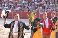 Miguel Moura triunfa na sua estreia de casaca