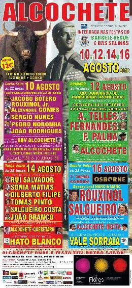 Feira de Alcochete - XXX Concurso de Ganadarias