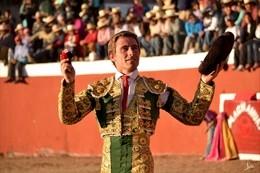 Nuno Casquinha indulta um toiro no Peru