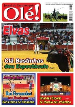 Olé! edição nº 280 já nas Bancas!